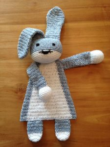 Foto lappenpop konijn